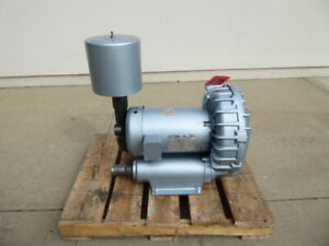 Gast Regenair 10 Hp Cast Iron Air Agitation Blower Aa2195 aa2195