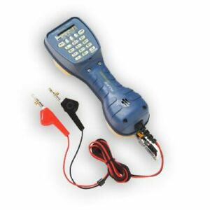 Fluke Networks Ts52 Pro Test Set Lineman s Telephone Butt Set