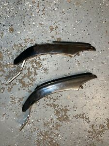 1970 Dodge Charger Front Bumper Guard Guards Right Left 500 One Stud Needs Fixed