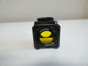 A2 Nikon Fluorescence Filter Cube For Labophot B 3a Dm510 Ba520 Filter Cube