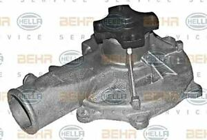 Hella Water Pump For Opel Vauxhall Admiral A Ascona Commodore B 8mp376801174