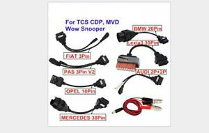 Cdt Diagnostic Tools Cable Auto Com Cdp Wow Trolley Line 8 Stks Cdp Cars Cables