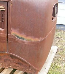 1930 Essex Hudson Rear Panel From A 4 Door Used For Parts