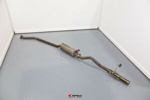 Used Jdm Custom Catback Exhaust System For Dc5 Integra Rsx Type R Honda Type S