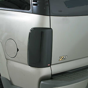 1998 2000 Toyota Corolla Blackout Tail Light Covers
