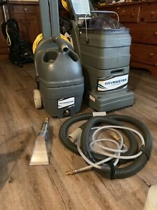 Carpet And Upholstery Cleaning Machines Business