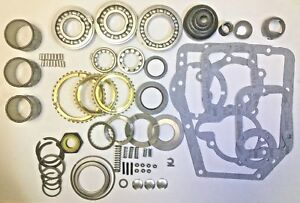 Sm465 Transmission 4 Speed Truck Rebuild Kit Chevrolet Gm 1967 87