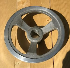 Jergens 8 3 Spoke Handwheel Aluminum Alloy Plain Finish Made In U s a