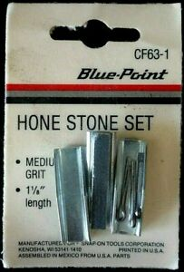 Blue Point Cf63 1 Hone Stone Set Medium Grit Snap On Tools Brake Cyl Service