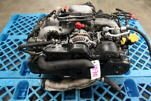 Subaru Impreza Outback 1999 2005 Legacy Forester 2 0l Used Jdm Engine Only