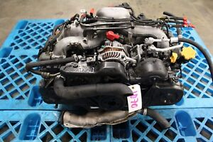 Subaru Impreza Outback 1999 2005 Legacy Forester 2 0l Engine Only Jdm Unit Only