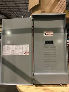 Main Breaker Load Center 200 Amp 20 space 40 circuit Br2040bb200r New