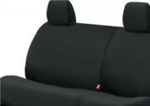 Dodge Ram 2004 2008 Seat Covers 60 40 Rear Black
