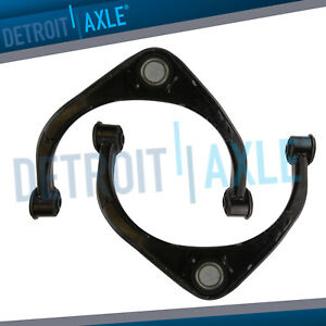 Front Upper Control Arms W Ball Joints For 2009 2010 2011 2017 Dodge Ram 1500
