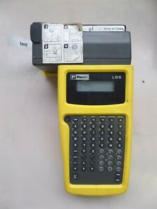 Panduit Ls5 Industrial Label Maker Thermal Printer