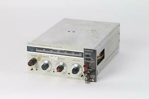 Hp 8556a Spectrum Analyzer Lf Section With Option 002