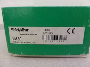 Welch Allyn 14680 Video Ophthalmoscope Telemed