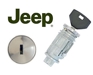 Jeep Grand Cherokee Liberty Wrangler Commander Ignition Lock Cylinder
