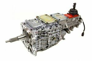 Tcet5009 Tremec Tcet5009 Tko 600 Series 5 Speed Transmission For Gm With 26