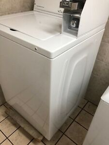 Whirlpool Coin operated Washer model Cae2743bq0