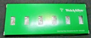 Welch Allyn 06300 u Lamp Halogen 20w Replacement Bulbs Pack Of 6
