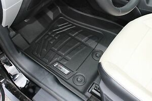 Front Sure fit Floor Mats 2015 2020 Ford Mustang