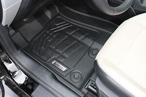 Front Sure fit Floor Mats 2015 2018 Ford Mustang