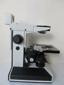 Leitz Laborlux S Microscope Body stage condenser fixed Stage