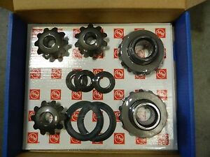 Ford 10 5 Rear Differential Axle Spider Gear Set Kit 3 Pinion 2005 2016 F250 Oem