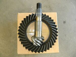 Genuine Dana Ring Pinion Gear Set For Dana 80 4 30 Ratio Made In U S A 430