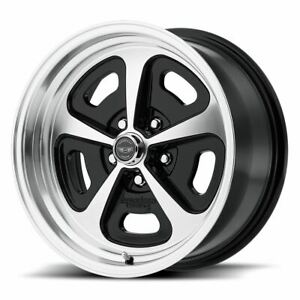 4 New 17x8 0 American Racing Vn501 Gloss Black 5x114 3 Wheels Rims