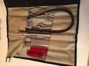 Reduced Complete 1966 Porsche 912 Tool Kit