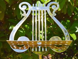 Music Stand Solid Brass Antique Rare