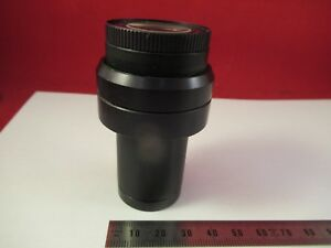 Zeiss Germany Wpx 10x Eyepiece Optics Microscope Part As Pictured
