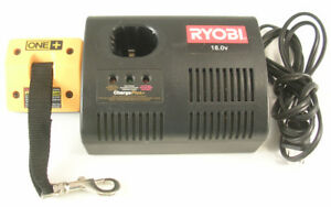Ryobi P110 18 Volt Charger And P920 Battery Lanyard With Clip No Battery No Box