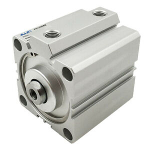 Mini Air Cylinder Piston Rod Double Action Pneumatic Cylinder Sda80 5