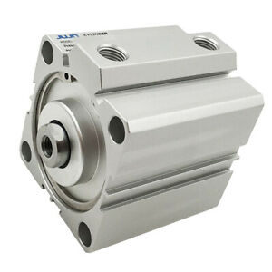 Mini Air Cylinder Piston Rod Double Action Pneumatic Cylinder Sda80 15