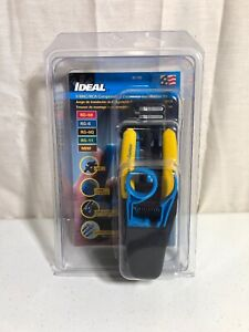 Ideal Communications Tool Kit 33 793 Brand New