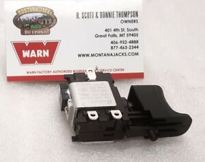 Warn 77913 Pullzall Trigger Switch Variable Speed 24v