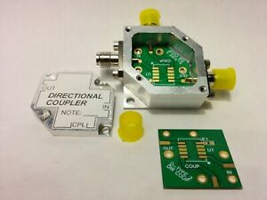 Design Kit For Mini circuits Directional Couplers