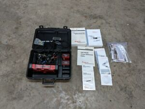 Snap On Mt2500 Diagnostics Scanner W Cartridges Keys Adapters Manuals Case