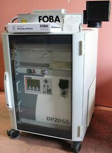 Foba Dp20gs 1064nm Diode Pumped Engraving Laser System 20 Watt With Software