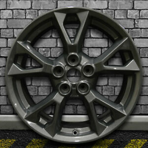 Full Face Dark Sparkle Charcoal Oem Wheel For 2012 2015 Nissan Maxima 18x8