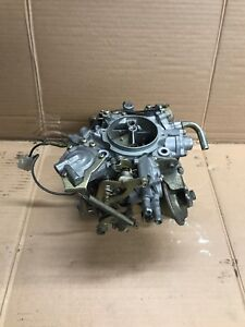 1983 Chrysler Dodge Plymouth 1 8l L4 2bbl Mikuni Solex Carburetor 32 35didta 114