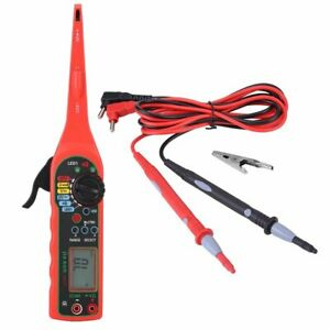 Car Electrical Circuit Tester Keenso Automotive Multimeter Diagnostic Test To