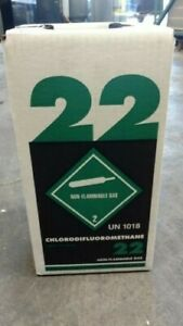 New R 22 Refrigerant Factory Sealed 5lbs Cylinder Local Pick Up Only Las Vegas