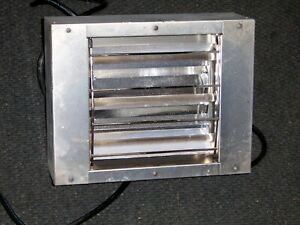 Infratech 1800 watt Infrared Curing Lamp For Powder Coating 10170 Stand