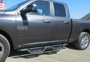 7 5 Nerf Bars For 09 18 Dodge Ram 1500 Quad Extended Cab Running Boards Steps