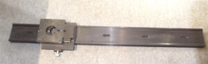 Melles Griot Optical Rail 1000 Mm Long 100 Mm Width With Mounting Parts