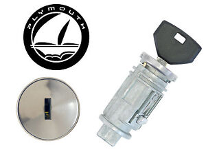 Plymouth Breeze Neon Voyager Ignition Lock Cylinder 2 New Keys